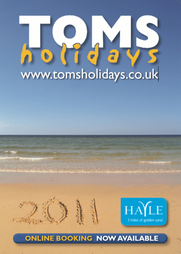 Toms Holidays 2011