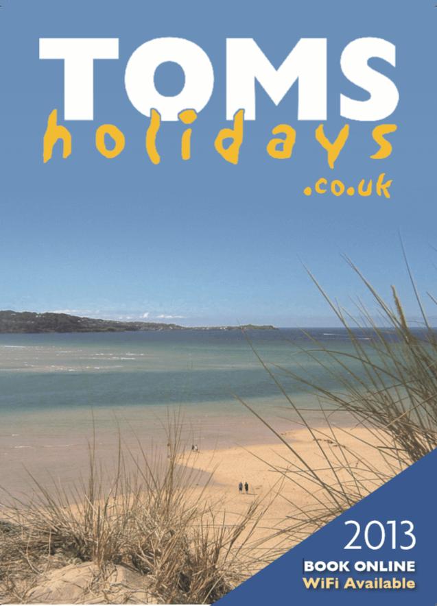 Toms Holidays 2013