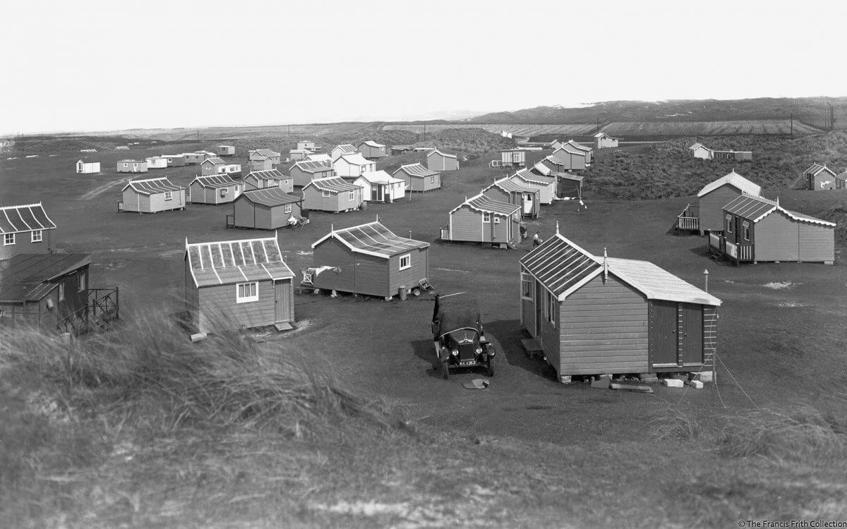 Holiday Accommodation in Hayle 1931