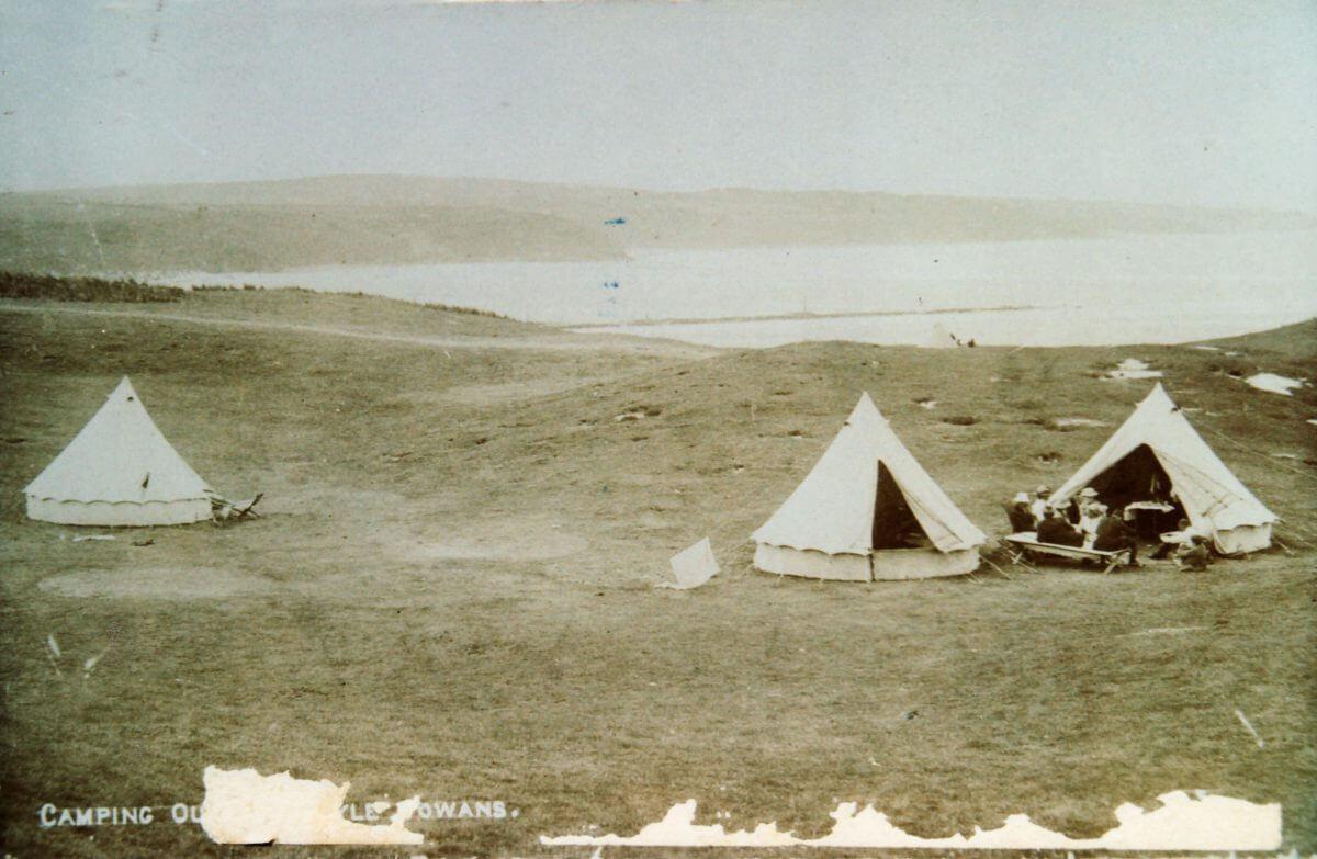St Ives Bay Camping 1926