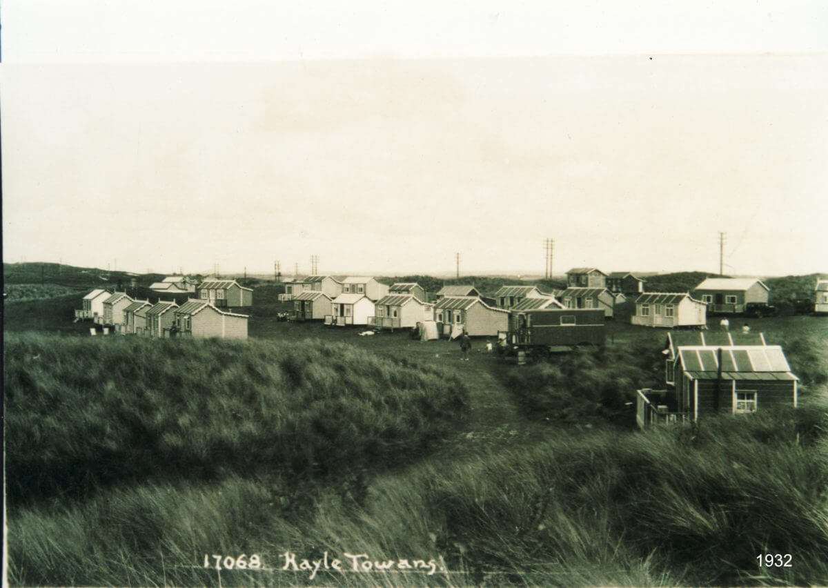 1932 Holiday Chalets