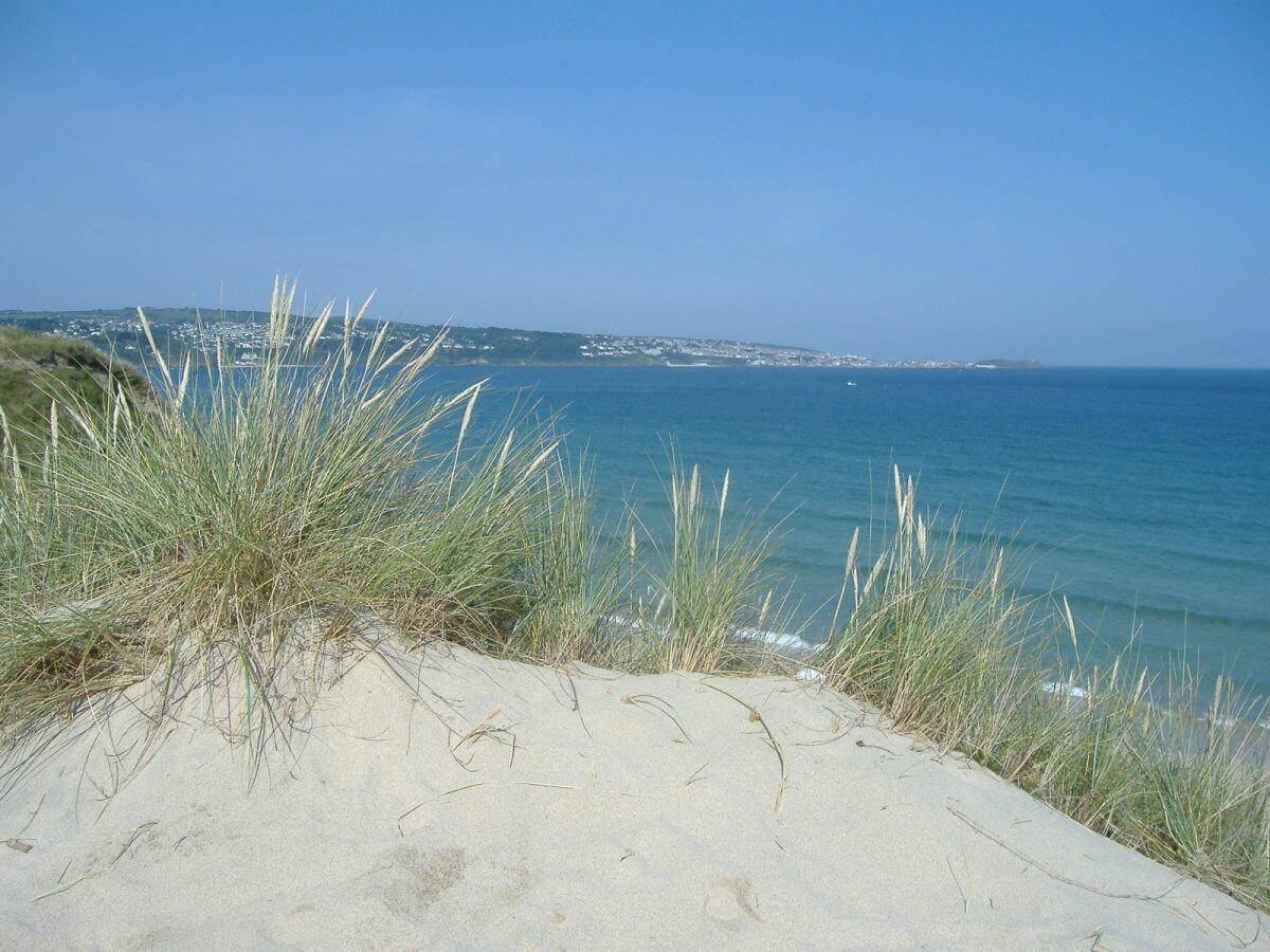 St Ives Sand Dunes