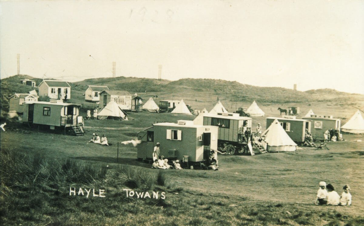 Caravans & Tents in Hayle