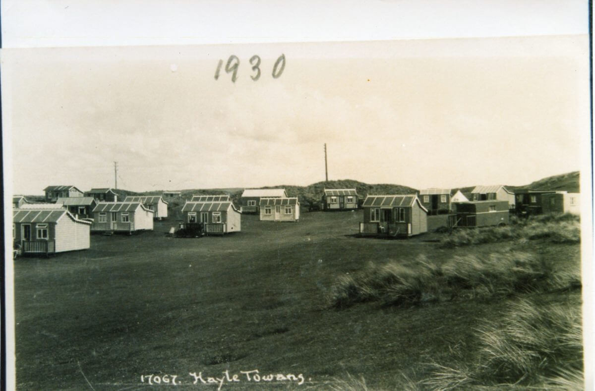 Chalets on the Towans 1932