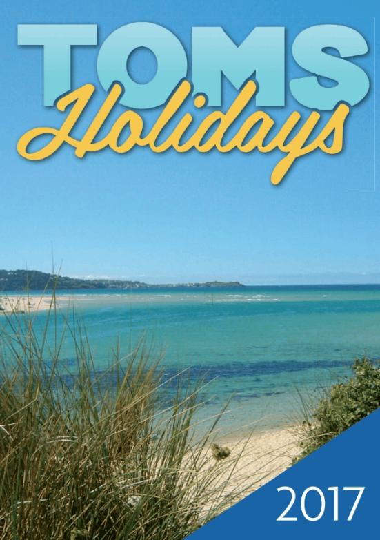 Toms Holidays 2017