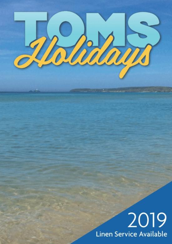 Toms Holidays 2019