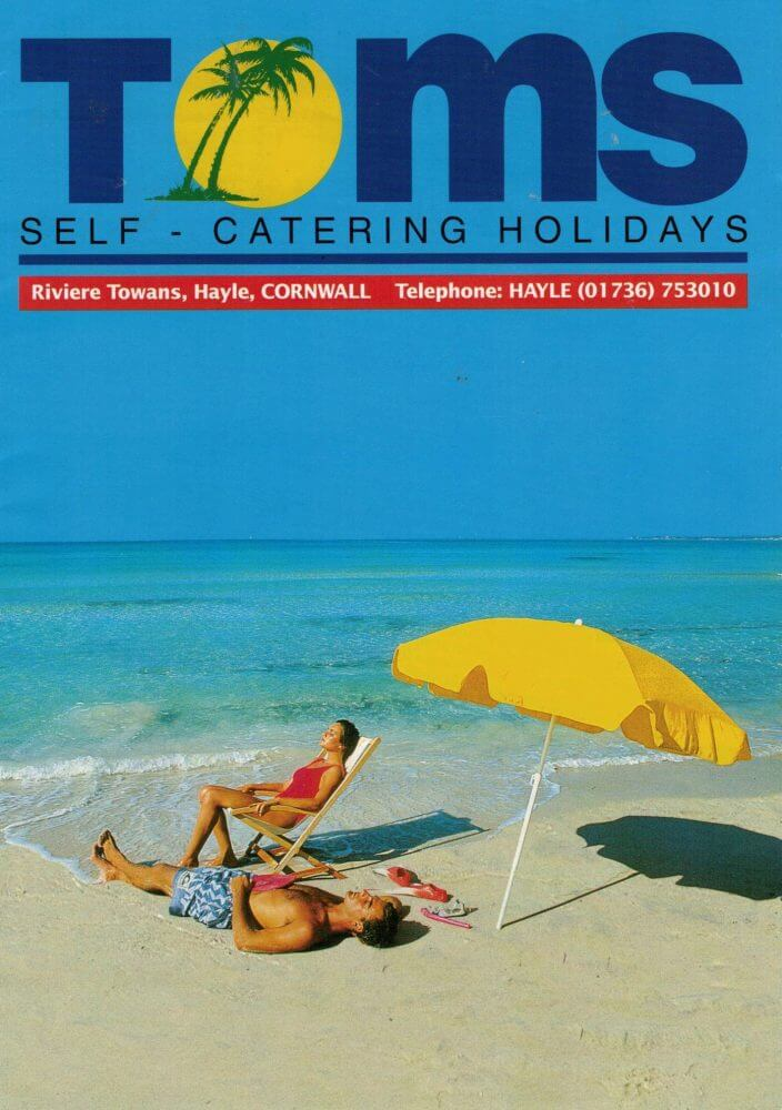 Toms Self Catering Brochure